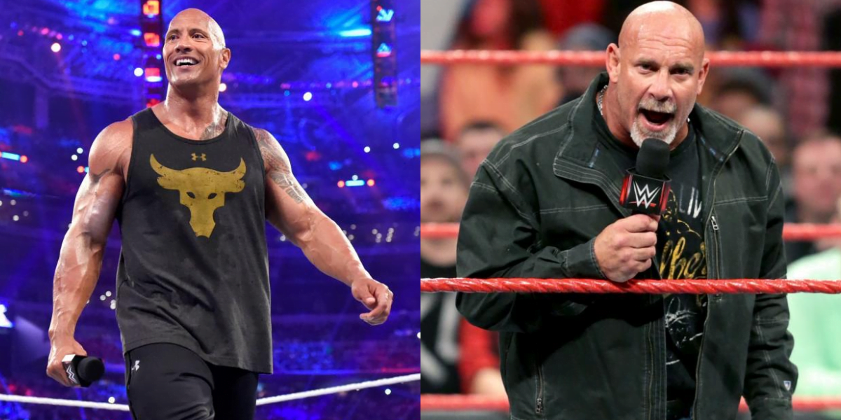 WWE Rumors Roundup - The Rock WWE return match plan, Goldberg huge announcement and more - Sports Info Now