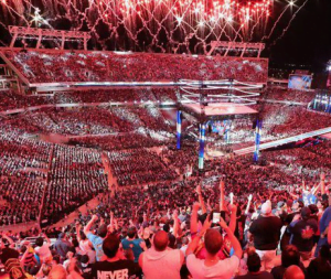 WWE Rumors Roundup - WWE Updates - WWE allowed to do full capacity shows in Florida - Sports Info Now