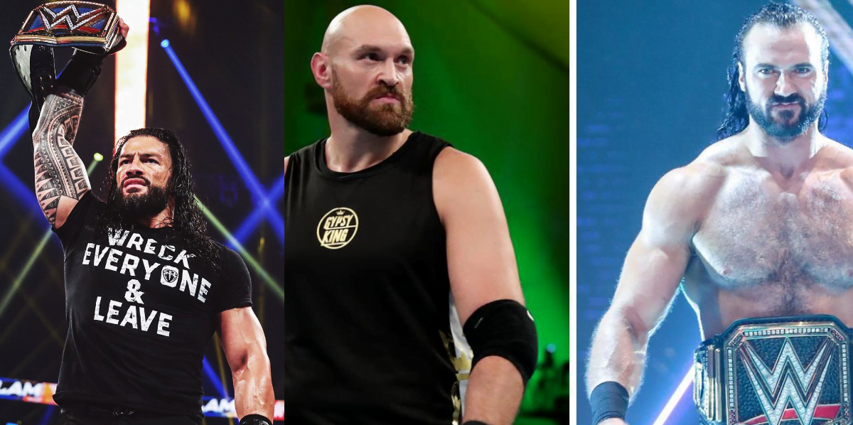 WWE Rumors Roundup - big Universal Title storyline drops, Drew McIntyre vs. Tyson Fury plans canceled and more - Sports Info Now
