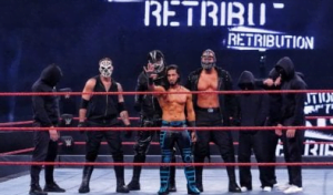 WWE Spoilers- WWE made a big change in the RETRIBUTION stable - Sports Info Now