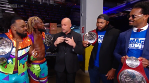 Who won Draft 2020 RAW or SmackDown - Tag Team division - Sports Info Now