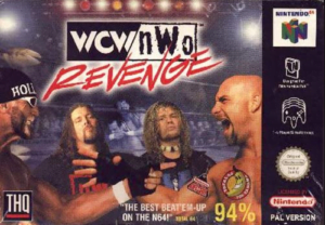5 Top and Best Wrestling games of all time - WCW-nWo Revenge - Sports Info Now