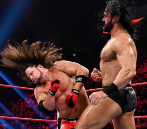 7 bold Predictions for Royal Rumble 2021 - Drew McIntyre's faces and defeated AJ Styles for WWE Championship - Sports Info Now