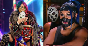 Asuka face and defeats Reckoning for RAW Women's Championship Royal Rumble 2021 - Sports Info Now