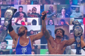 Survivor Series 2020 Result - Street Profits defeat The New Day - Sports Info Now