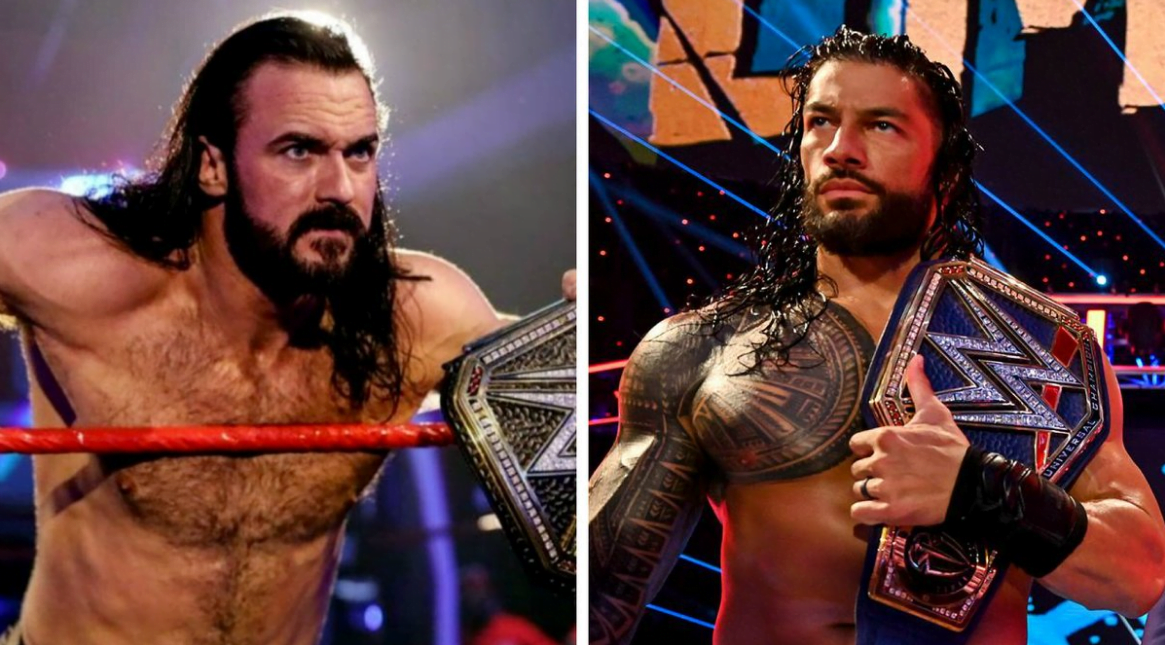 WWE Rumors Roundup - Drew McIntyre TLC opponent, Roman Reigns Royal Rumble opponent and more - Sports Info Now