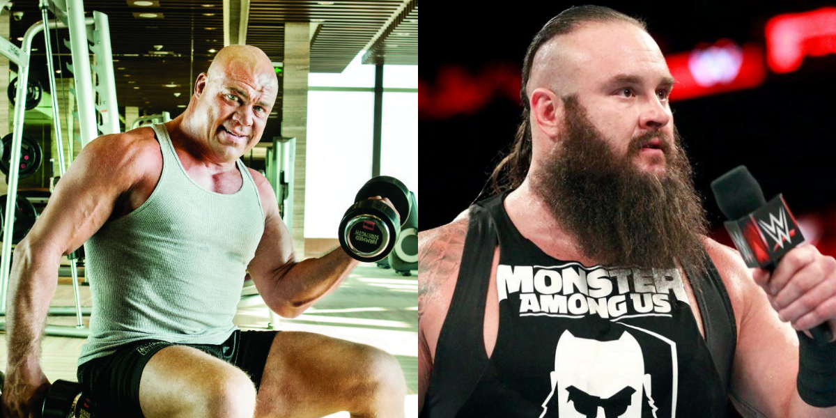 WWE Rumors Roundup - Kurt Angle returns in training, Braun Strowman WWE plans on RAW and more - Sports Info Now