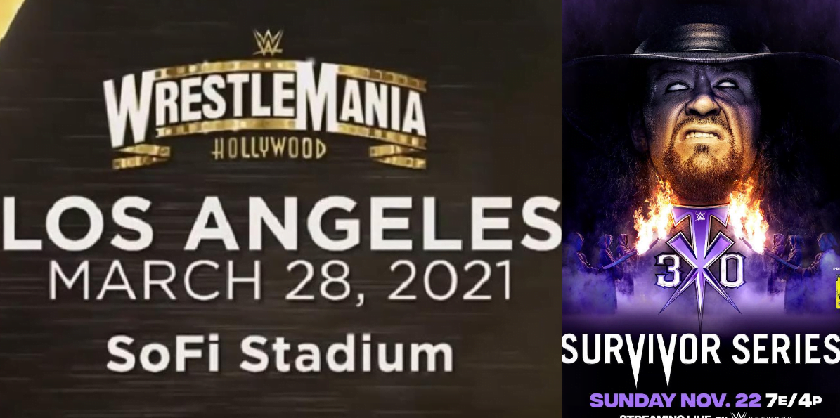 WWE Rumors Roundup - WWE Change Wrestlemania 37 plans, WWE returns confirmed for Survivor Series and more - Sports Info Now