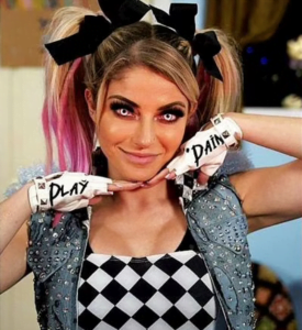 WWE Rumours - Alexa Bliss inspiration for her Firefly Funs House character - Sports Info Now