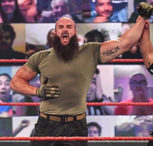 WWE Rumours - Braun Strowman speak on drafted to WWE RAW - Sports Info Now