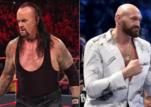 WWE Spoilers - Tyson Fury and The Undertaker sent a message to each other - Sports Info Now