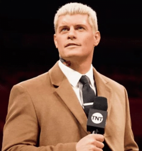 WWE Spoilers - WWE give away Cody Rhodes Trademark - Sports Info Now