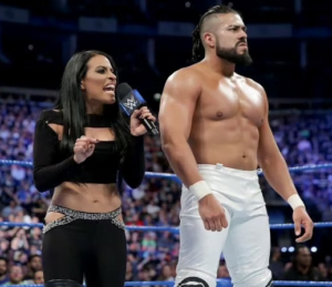 WWE Spoilers - Zelina Vega sends a message to Andrade - Sports Info Now
