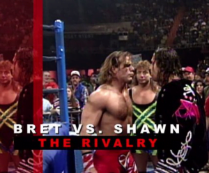5 top WWE Rivalries of All Time - Shawn Michaels and Bret Hart's rivalry - Sports Info Now