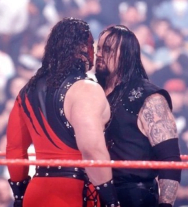 5 top WWE Rivalries of All Time - The rivalry between The Undertaker and Kane - Sports Info Now