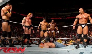 Top 5 shocking endings in WWE History - Nexus havoc on the main roster - Sports Info Now