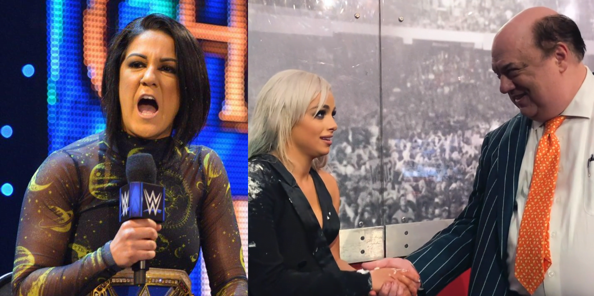 WWE Rumors Roundup - Bayley wants to face Lita, Paul Heyman on Liv Morgan and more - Sports Info Now