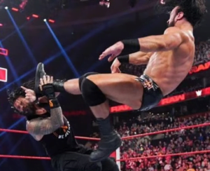 WWE Spoilers - behind the story of how Drew McIntyre come up with Claymore Kick - Sports Info Now