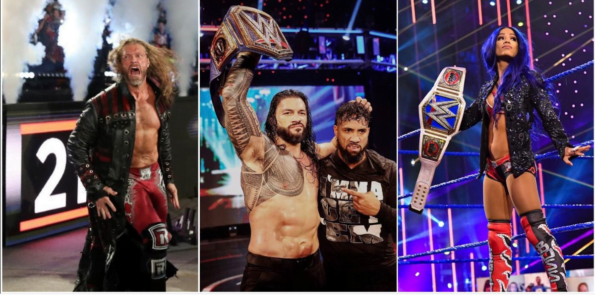 5 Best WWE Moments of 2020 - Sports Info Now