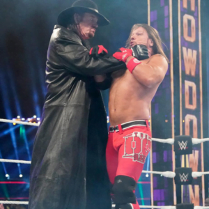 The return of The Undertaker at WWE Super ShowDown - Sports Info Now