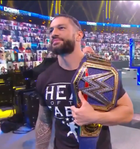 WWE Rumors Roundup - WWE News - Roman Reigns leave 2020 with a new record - Sports Info Now