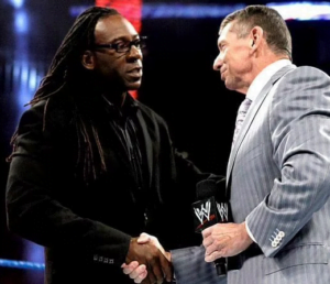 WWE Rumors Roundup - WWE Spoilers - WWE declined plans to make Booker T a manager - Sports Info Now