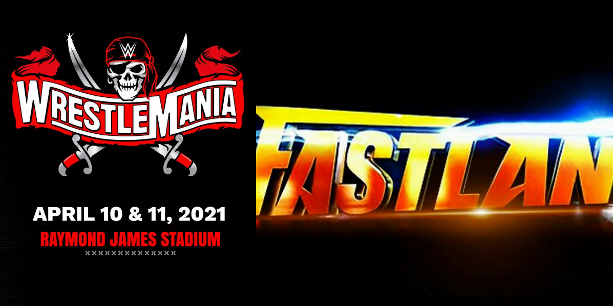WWE Rumors Roundup - WWE Wrestlemania 37, 38, and 39 plans, WWE Fastlane 2021 PPV date and more - Sports Info Now