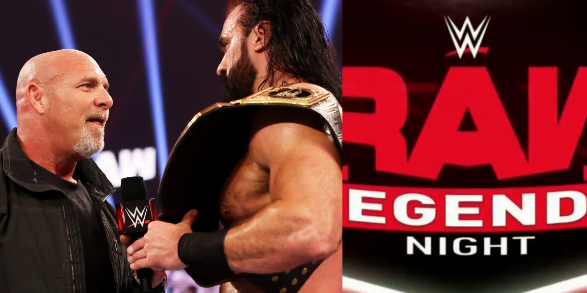 WWE Rumors Roundup - WWE's plans for Drew McIntyre vs. Goldberg, Original plans for RAW main event and more