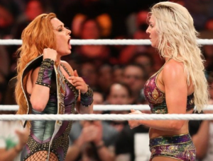 WWE Spoilers - Charlotte Flair talked about her future match against Becky Lynch - Sports Info Now
