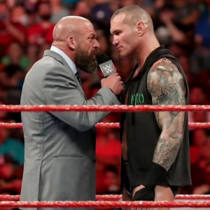 WWE Spoilers - WWE ask fans to see one more match of Randy Orton vs. Triple H - Sports Info Now