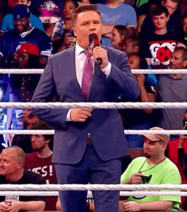 WWE Spoilers - WWE ring announcer Greg Hamilton gives shocking news - Sports Info Now