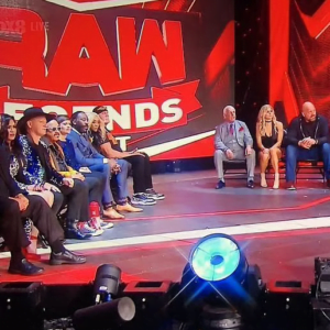 WWE Spoilers - the first RAW episode of 2021 ranks top - Sports Info Now