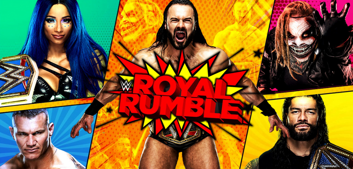 WWE Royal Rumble 2021 Results, Winners, and Highlights - Sports Info Now