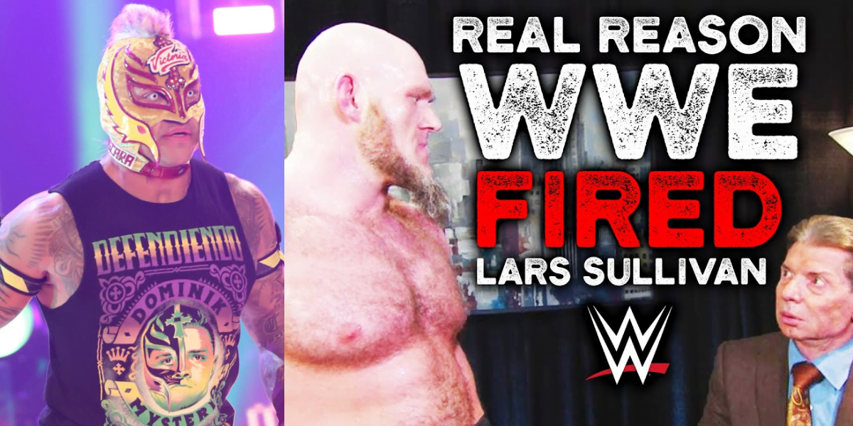 WWE Rumors Roundup - Rey Mysterio signs new WWE contract, Why WWE fired Lars Sullivan and more - Sports Info Now