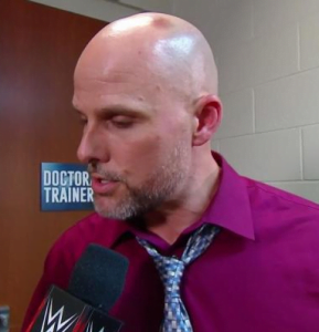 WWE Spoilers - Adam Pearce backstage role at Royal Rumble 2021 - Sports Info Now